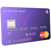 allpay Limited produces first debit card for Starling Bank