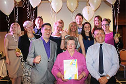 Herefordshire's top volunteers shine at glittering awards night