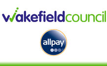 Wakefield Council appoints allpay for electronic payments contract